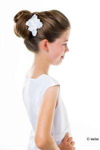 Kommunion Accessoires - Haarblüte Weise