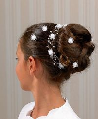 Curlies - Haarschmuck (Weise)