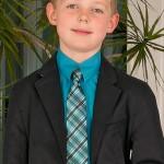 TEAL Kommunionhemd Junior b