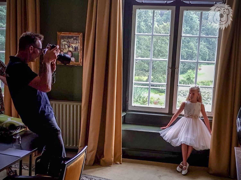 Monny Kommunionkleid Fotoshooting 2019